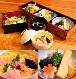 坐禅と京料理体験